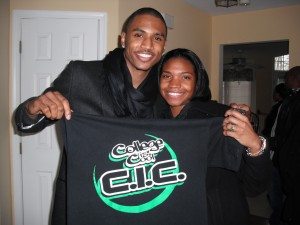 Trey Songz thinks College is Cool!