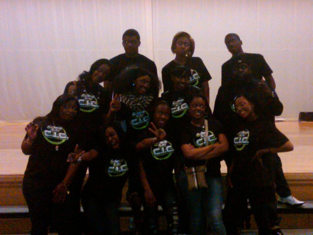 cic dmv glee crew