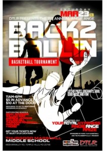 Angie Ange Back 2 Ballin Tournament: Official Video!!!